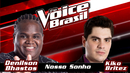 Nosso Sonho (The Voice Brasil 2016 / Audio)/Denilson Bhastos, Kiko Britez