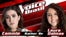 Rather Be (The Voice Brasil 2016 / Audio)/Cammie, Laura Dalmas