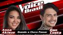 Quando A Chuva Passar (The Voice Brasil 2016 / Audio)/Anna Akisue, Dan Costa