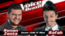 Sweet Child O' Mine (The Voice Brasil 2016 / Audio)/Renan Zonta, Rafah