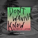 Don't Wanna Know (Fareoh Remix) (feat. Kendrick Lamar)/Maroon 5