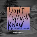 Don't Wanna Know (BRAVVO Remix) (feat. Kendrick Lamar)/Maroon 5
