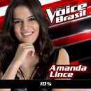 10% (The Voice Brasil 2016)/Amanda Lince