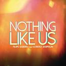Nothing Like Us (feat. Lorena Simpson)/Filipe Guerra