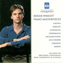 Piano Masterpieces (Live)/Roger Wright