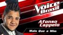 Mais Que A Mim (The Voice Brasil 2016 / Audio)/Afonso Cappelo
