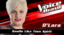 Smells Like Teen Spirit (The Voice Brasil 2016 / Audio)/D'Lara