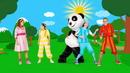 Super Feliz/Panda e Os Caricas