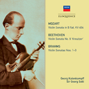 Beethoven, Mozart, Brahms: Violin Sonatas/Georg Kulenkampff, Sir Georg Solti