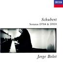 Schubert: Piano Sonatas Nos. 14 & 20/Jorge Bolet