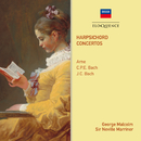 Arne, C.P.E. Bach & J.C. Bach: Harpsichord Concertos/George Malcolm, Academy of St. Martin in the Fields, Sir Neville Marriner