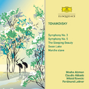 Tchaikovsky: Symphonies 3 & 5 / The Sleeping Beauty / Swan Lake / Marche Slave/Moshe Atzmon, Claudio Abbado, Witold Rowicki, Ferdinand Leitner, London Symphony Orchestra, Warsaw National Philharmonic Orchestra, Wiener Symphoniker, Berliner Philharmoniker