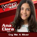 Cry Me A River (Ao Vivo / The Voice Brasil Kids 2017)/Ana Clara