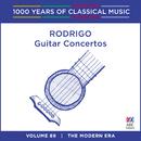 Rodrigo: Guitar Concertos (1000 Years Of Classical Music, Vol. 89)/Slava Grigoryan, Leonard Grigoryan, Queensland Symphony Orchestra, Brett Kelly