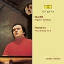 Brahms: Paganini Variations / Prokofiev: Piano Sonata No. 6/Mikhail Faerman