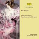 Beethoven: Piano Concertos Nos. 1 & 5/Andor Földes, Ferdinand Leitner, Berliner Philharmoniker, Bamberg Symphony Orchestra