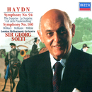 """Haydn: Symphonies Nos. 94 """"Surprise"""" & 100 """"Military""""/Sir Georg Solti, London Philharmonic Orchestra"""