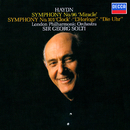 """Haydn: Symphonies Nos. 96 """"Miracle"""" & 101 """"The Clock""""/Sir Georg Solti, London Philharmonic Orchestra"""
