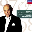 Haydn: Symphonies Nos. 97 & 98/Sir Georg Solti, London Philharmonic Orchestra
