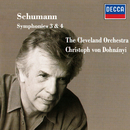 Schumann: Symphonies Nos. 3 & 4/Christoph von Dohnányi, The Cleveland Orchestra