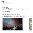 Locke: The Tempest; Music for His Majesty's Sackbutts & Cornetts / Purcell: Abdelazer/Christopher Hogwood, The Academy of Ancient Music