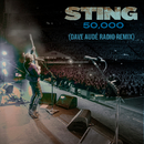 50,000 (Dave Audé Radio Remix)/Sting, The Police