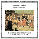 Pachelbel Canon and other Baroque Favourites/The Academy of Ancient Music, Christopher Hogwood