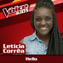 Hello (Ao Vivo / The Voice Brasil Kids 2017)/Letícia Corrêa