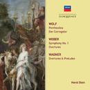 Wagner, Weber, Wolf: Orchestral Works/Horst Stein, L'Orchestre de la Suisse Romande, Wiener Philharmoniker
