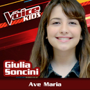 Ave Maria (Ao Vivo / The Voice Brasil Kids 2017)/Giulia Soncini