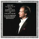 Mozart: Symphonies Nos. 41 & 34/Christopher Hogwood, Jaap Schröder, The Academy of Ancient Music