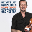 Mozart's Last Symphonies (Live)/Australian Chamber Orchestra, Richard Tognetti
