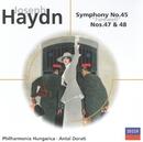 ハイドン:交響曲「告別」「マリア・テレジア」/第47番/Philharmonia Hungarica, Antal Doráti