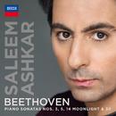 ベートーヴェン:ピアノ・ソナタ 第14番 <月光>、第3・5・30番/Saleem Ashkar