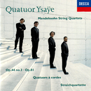 Mendelssohn: String Quartet No. 5; 4 Pieces/Quatuor Ysaÿe