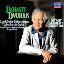 Dvorák: Czech Suite; Prague Waltzes; Polonaise; Polka; Nocturne/Antal Doráti, Detroit Symphony Orchestra