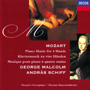 Mozart: Music for 4 Hands/András Schiff, George Malcolm