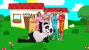 Sexta Feira (Estudei A Semana Inteira)/Panda e Os Caricas