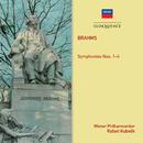 Brahms: Symphonies Nos. 1–4/Rafael Kubelik, Wiener Philharmoniker
