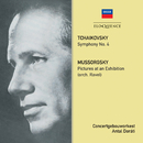 Tchaikovsky: Symphony No. 4 / Mussorgsky: Pictures At An Exhibition/Antal Doráti, Concertgebouw Orchestra of Amsterdam