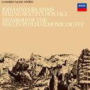 ブラームス:弦楽六重奏曲 第1番・第2番/Members of the Berlin Philharmonic Octet