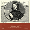 Tallis & Weelkes: Tudor Church Music/Choir Of St. John's College, Cambridge, Peter White, George Guest