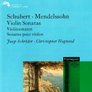 Schubert: 3 Violin Sonatinas / Mendelssohn: Violin Sonata Op.4/Jaap Schröder, Christopher Hogwood