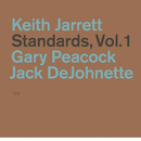 Standards (Vol. 1)/Keith Jarrett, Gary Peacock, Jack DeJohnette