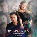 Nothing Like Us (Remixes) (feat. Lorena Simpson)/Filipe Guerra