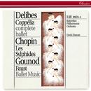 Delibes: Coppélia / Chopin: Les Sylphides / Gounod: Faust Ballet Music/Rotterdam Philharmonic Orchestra, David Zinman