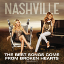 The Best Songs Come From Broken Hearts (feat. Connie Britton)/Nashville Cast