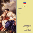 Handel: Arias/Dame Joan Sutherland, Bernadette Greevy, Forbes Robinson, Hervey Alan, William Herbert