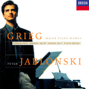 Grieg: Piano Sonata; Holberg Suite; Lyric Pieces/Peter Jablonski