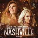 As The Crow Flies (Gunnar Solo Version) (feat. Sam Palladio)/Nashville Cast